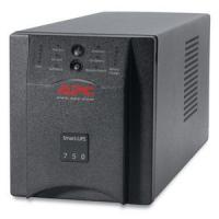 NO BREAK APC SMART UPS 750VA 120V 6 OUTLET 16MIN 1/2 CARGA C/REG